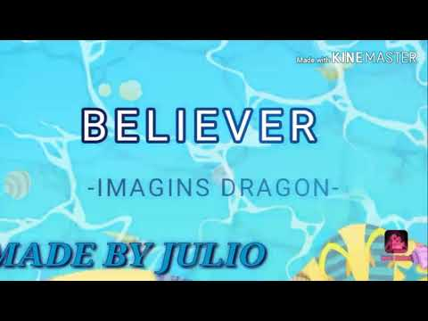 Believer || IMAGINE DRAGON|| Covered By Chipmunks And The Alvin And Created By Julio