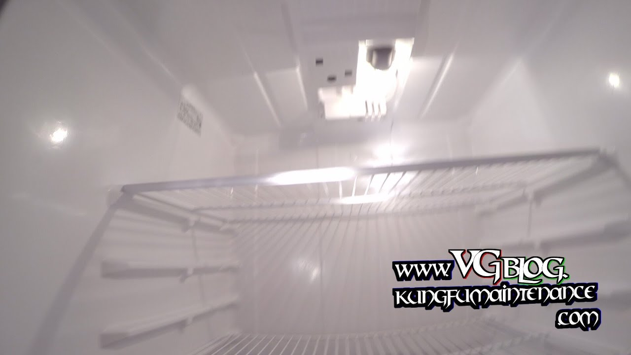 Fridge Not Cooling Properly Freezer Freezing Refrigerator