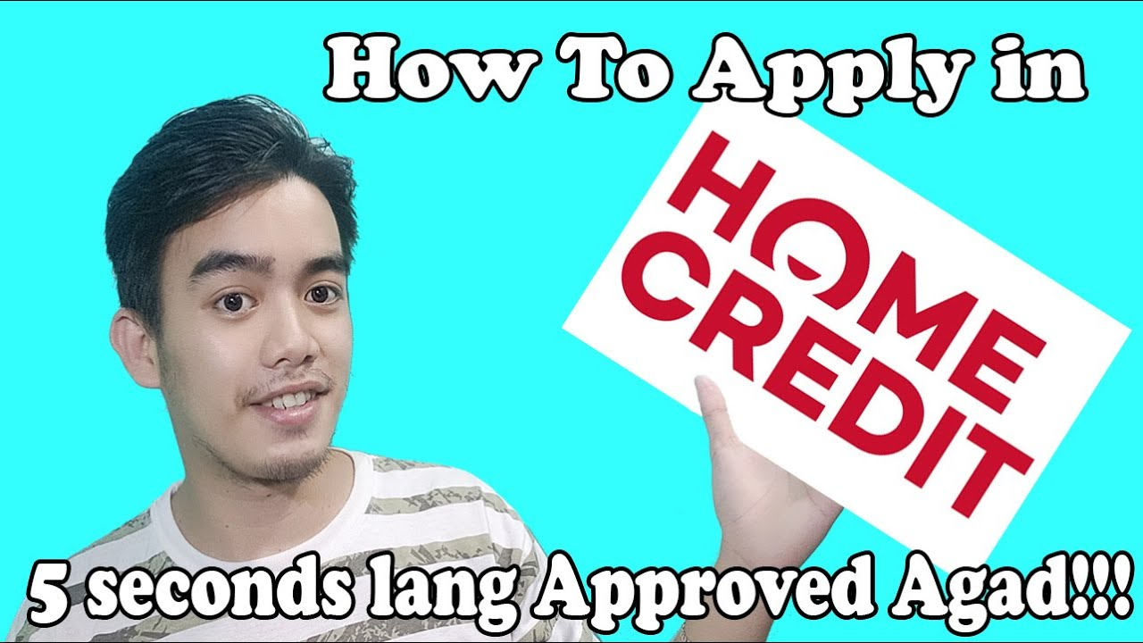 Download Paano mag apply sa Home Credit | How to apply in Home Credit