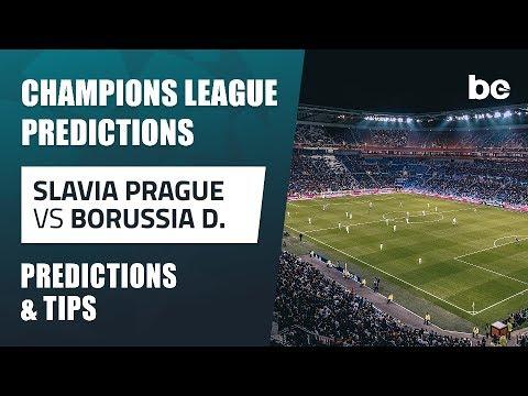 Champions League predictions | Slavia Prague vs Borussia Dortmund betting tips