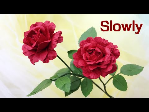 abc-tv-|-how-to-make-rose-paper-flower-(slowly)--craft-tutorial
