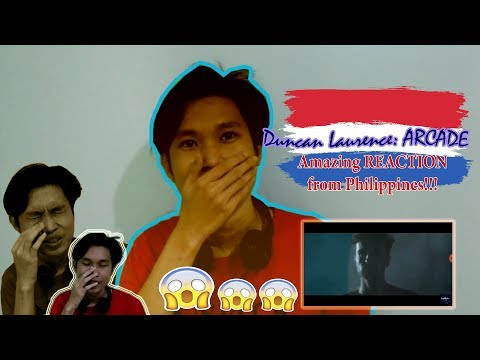DUNCAN LAURENCE- ARCADE: (Netherlands Eurovision Entry) Reaction from Philippines