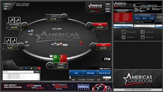 MONSTER STACK in the $20,000 GTD $55 6-max on ACR