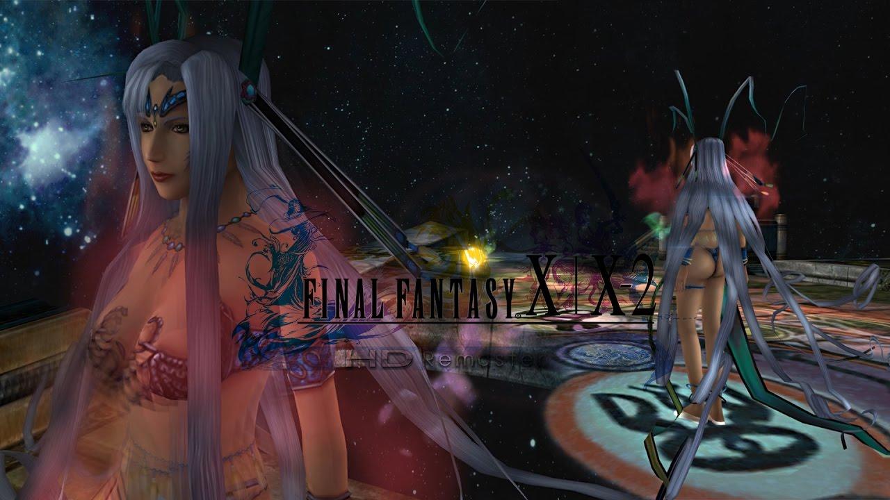 Let's Play Final Fantasy X HD Remaster Steam #39 Yunalesca ...