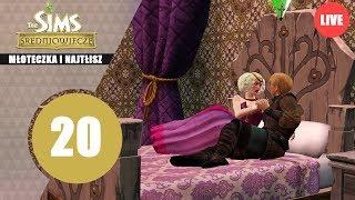 """Live: The Sims Średniowiecze z N1ghtwishem #20 """"Królewska Oblubienica"""" (4/4)"""