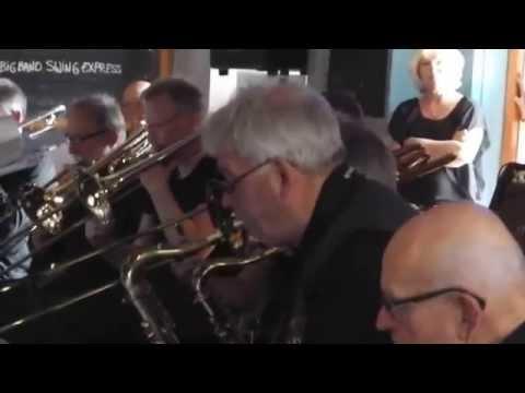 BIGBAND SWING EXPRESS - MERZ - 18-5-2014.
