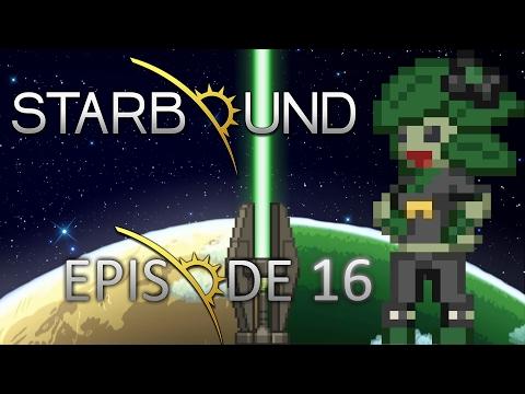 Starbound: Terraforming Floran