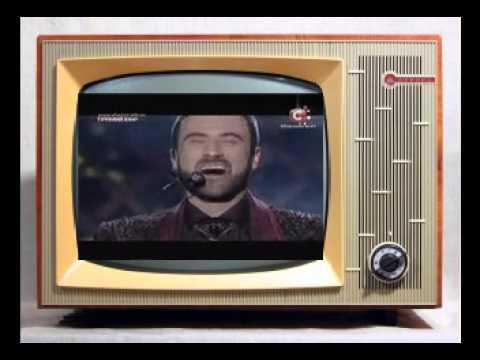 Видео, Сергей Гладыр - Dudu 04.01.14 Х - Фактор 4 Украина гала концерт одиннадцатый прямой эфир