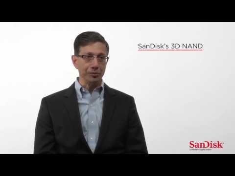 SanDisk® Flash Experts: Unique Advantages for SanDisk in 3D NAND