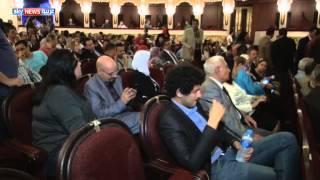 إعادة افتتاح المسرح القومي في مصر