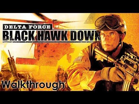 Delta Force: Black Hawk Down Walkthrough