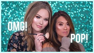 doing dr pimple poppers makeup  glamformations 4