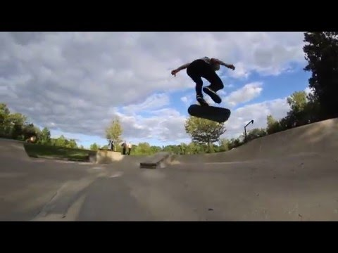 Andrew Oliveira Skating  Columbus OH