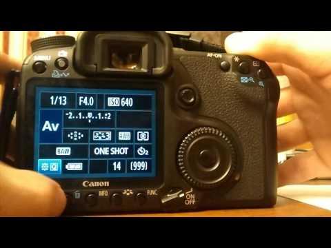 Dark Blood  -  Magic Lantern или заставляем зеркалку Canon 50d снимать видео