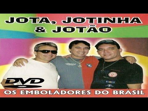 Jota, Jotinha e Jotão - Show de Embolada