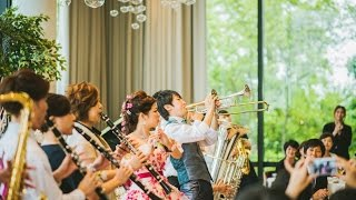 【FlashMob】Surprised Wedding for Wind Orchestra