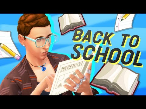 First Day of School // Legacy Ep 2 // The Sims 4 Lets Play thumbnail