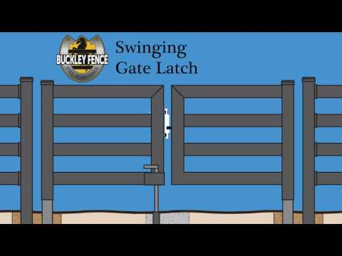 Innovative Dual Gate Anchor Systems (Horse Fencing)