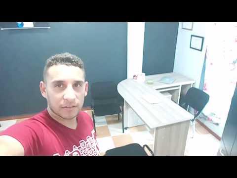 My office RedeX in algeria . مكتب شركة ريدكس في الجزائر