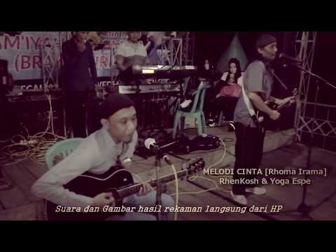 Manggung Akustikan Dangdut - RhenKosh & Yoga Espe {Lagu2 Rhoma Irama}