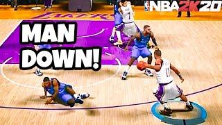 NBA 2K20 Mobile My Career EP 23 - NASTY Ankle Breaker!! 19 Win Streak Ended?