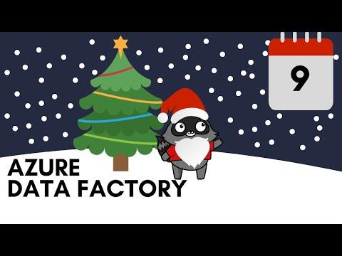 Day 9 - Azure Data Factory