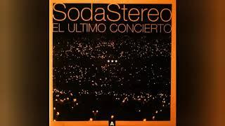 Soda stereo el último concierto Gustavo Cerati