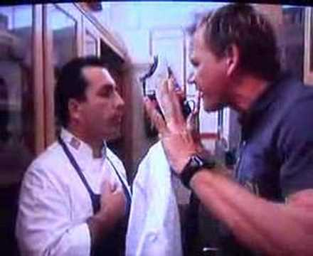 Gordon Ramsay Kitchen Nightmares USA Uncensored 39 French Pig YouTube