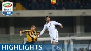 Hellas Verona-Bologna 0-2 - Highlights - Giornata 12 - Serie A TIM 2015/16