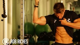 My Morning Cardio & Abs Routine -  Rob Riches
