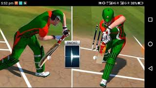 Brand new update of world cricket battle ultra edge feature in world cricket battle✌️✌️✌️