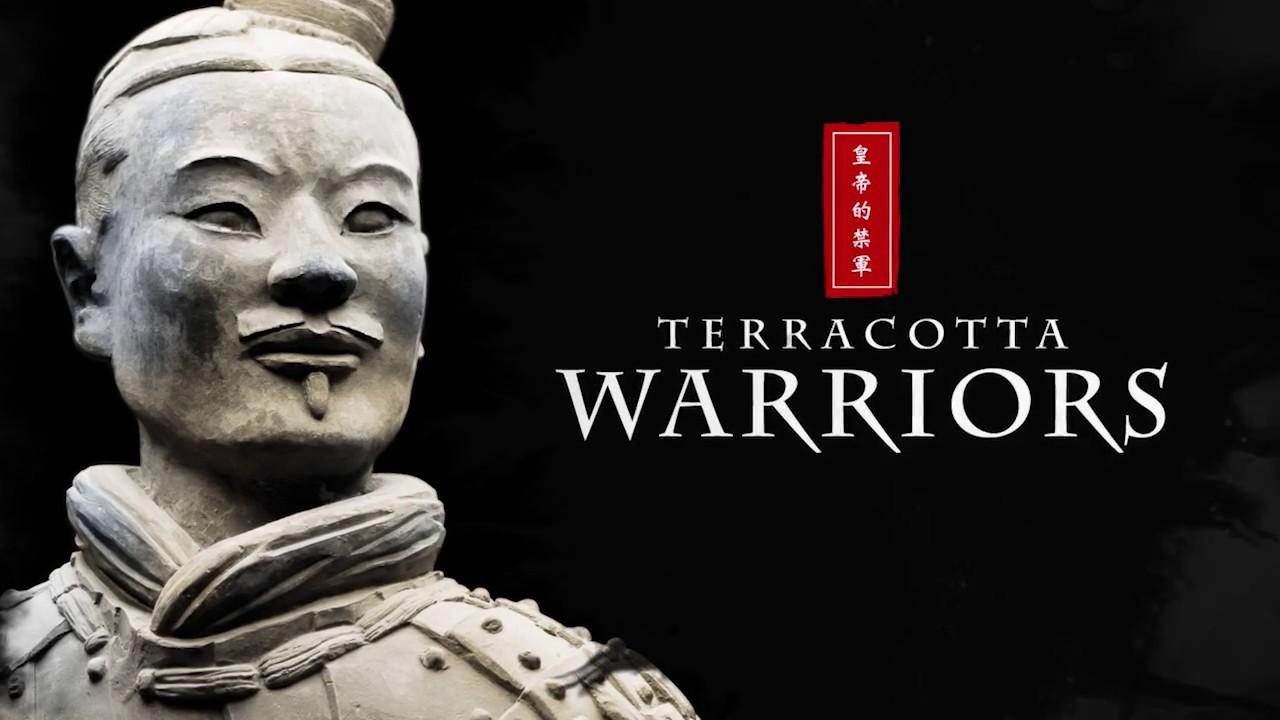 """Terracotta Warriors of the First Emperor,"" September 30"