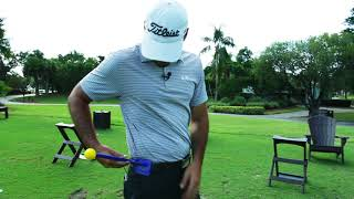 Learn about the Total Golf Trainer Hip
