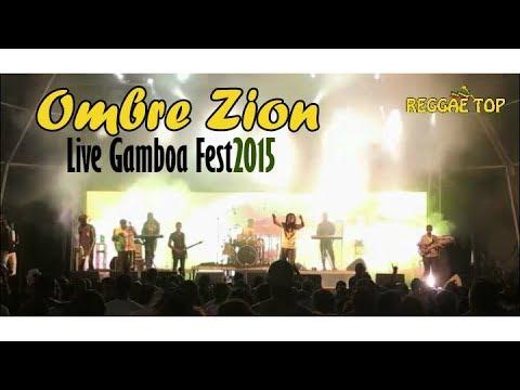 Ombre Zion & Jahmo Band @Live Gamboa Fest 2015 Cabo Verde part 1