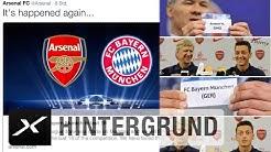 Best of Twitter: Wieder Bayern gegen Arsenal! | FC Bayern München | Champions League