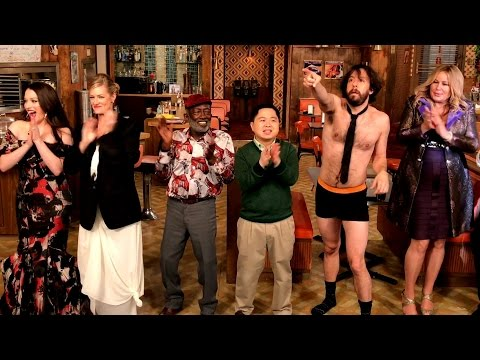 2 Broke Girls Final Curtain Call  March 14, 2017