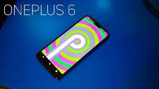 Android Pie 9.0 OnePlus 6 - Análisis en Español