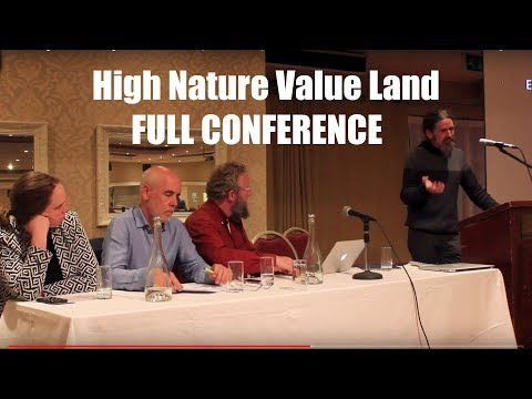 Generating a Return on High Nature Value Land [CONFERENCE]