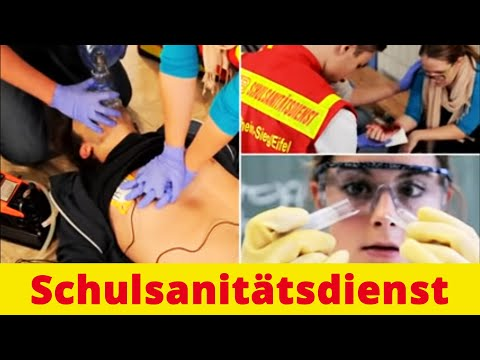 ASB Schulsanitätsdienst