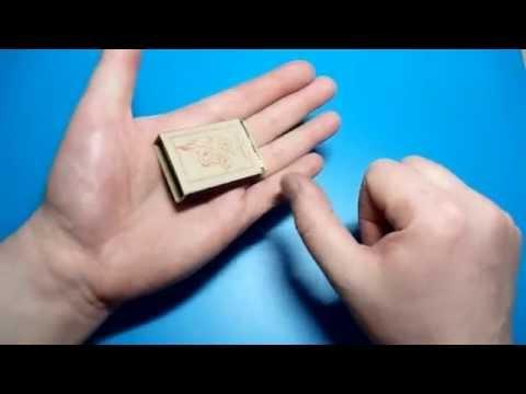 Видео: Самый лучший фокус.Фокус с живым коробком со спичками The trick with box