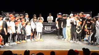 Lil Wild Twiggz vs Jr Krow【BEST 8 ②】 YOUNG GUNS BATTLE 5