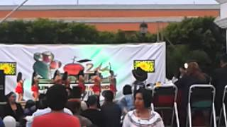 Feria de la tuna y el durazno 2014