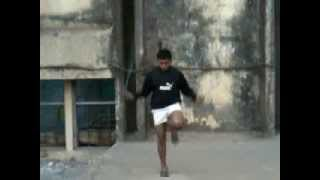 Maximum number of Rope skipping Alternate steps in 30 secs by Sachin Kumbhar.mp4