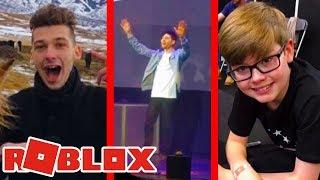 5 Roblox YouTubers CAUGHT IN REAL LIFE! (Poke, DanTDM, Ethan Gamer, iifnatik, Linkmon99, Vtubers)