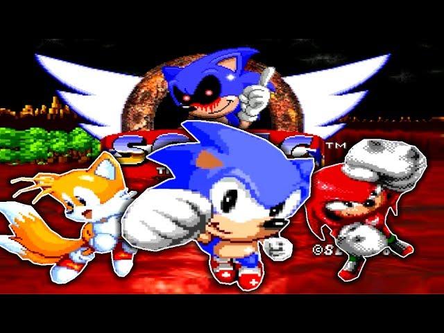 THE BEST ENDING FINALLY REVEALED!! SONIC LIVES!! | Sonic.exe