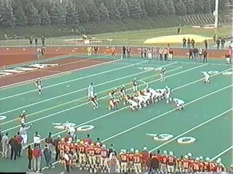 2001 Sharon vs Bishop McCort  PIAA Class AA Western SemiFinal