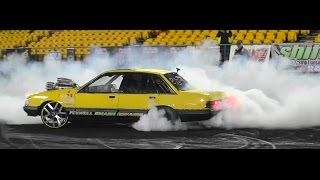 LSONE FINALS BURNOUT AT BRASHERNATS SYDNEY 2015