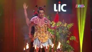 Cười Xuyên Việt|Chung kết 6 (29/5): Lê Dương Bảo Lâm - Hồng Hài Nhi Đại Náo Đường Tăng