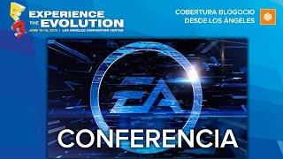 Electronic Arts - Conferencia E3 2015