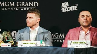 CANELO EXPLAINS WHY HE CHANGED HIS MIND ON FACING BILLY JOE SAUNDERS